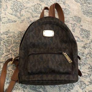 Small**** Michael Kors backpack